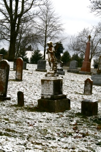 i want to post pictures of graveyards too